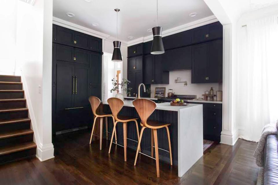 Are dark kitchens the new white kitchens? - SEMIHANDMADE